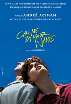 Livres Couvertures de Call Me by Your Name: A Novel
