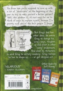 Livres Couvertures de The Last Straw (Diary of a Wimpy Kid book 3)