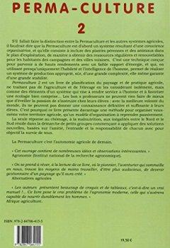 Livres Couvertures de Perma-culture : Tome 2