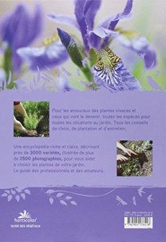 Livres Couvertures de Guide des plantes vivaces
