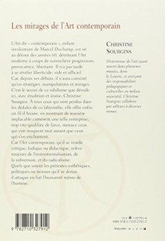 Livres Couvertures de Les mirages de l'Art contemporain