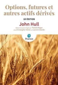 Livres Couvertures de Options, futures et autres actifs dérivés 10e édition