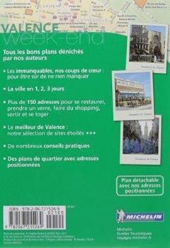 Livres Couvertures de Guide Vert Week-End Valence Michelin