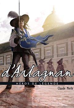 Livres Couvertures de D'Artagnan