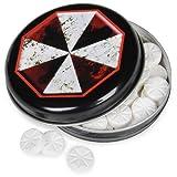 Resident Evil Candy Tin Umbrella Corporation Outbreak Mints