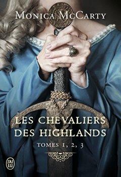 Livres Couvertures de Les chevaliers des Highlands : Tome 1, Le chef ; Tome 2, Le faucon ; Tome 3, La vigie