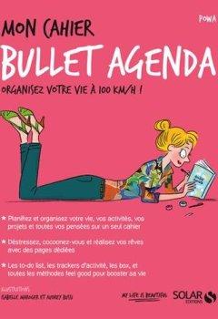Livres Couvertures de Mon cahier Bullet agenda
