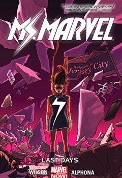Livres Couvertures de Ms. Marvel Vol. 4: Last Days