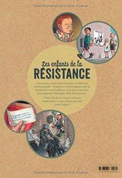 Livres Couvertures de Les Enfants de la Résistance - tome 1 - Premières actions