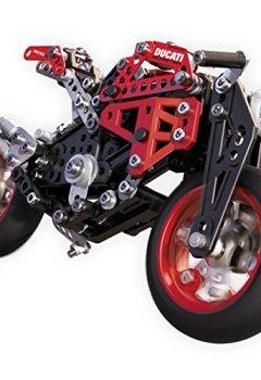 Livres Couvertures de Meccano - 6027038 - Jeu de Construction - Ducati Monster 1200s