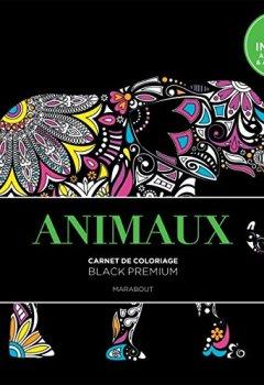 Livres Couvertures de Black Premium animaux