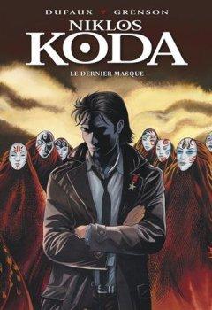 Livres Couvertures de Niklos Koda - tome 15 - Le dernier masque