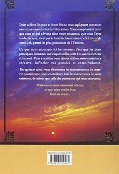 Livres Couvertures de L'Argent et la Loi de l'Attraction - Comment attirer richesse, santé et bonheur