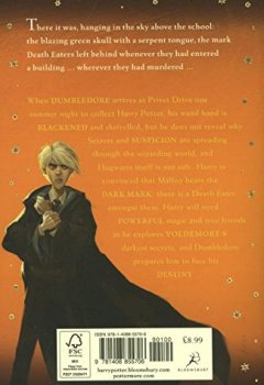 Buchdeckel von Harry Potter 6 and the Half-Blood Prince