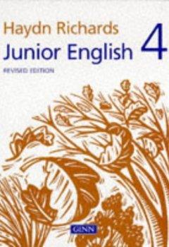 Livres Couvertures de Junior English Revised Edition 4