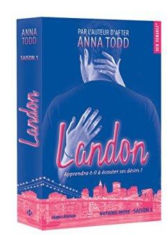 Livres Couvertures de Landon Saison 1