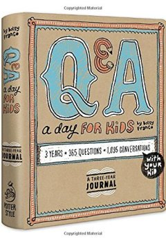 Livres Couvertures de Q&A a Day for Kids: A Three-Year Journal
