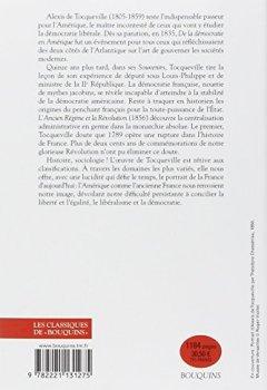 Livres Couvertures de De la démocratie en Amérique : Souvenirs, L'Ancien Régime et la Révolution