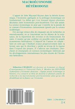 Livres Couvertures de Macroéconomie hétérodoxe : De Kaldor à Minsky
