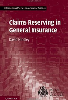Livres Couvertures de Claims Reserving in General Insurance
