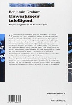 Livres Couvertures de L'Investisseur intelligent : Un livre de conseils pratiques