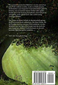 Buchdeckel von Feenlicht und Krötenzauber: Die Sumpfloch-Saga