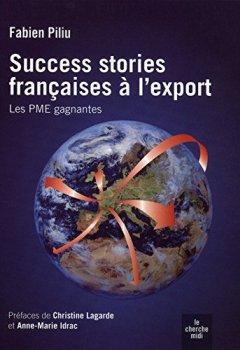 Livres Couvertures de Success stories françaises à l'export