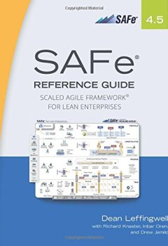 Livres Couvertures de SAFe 4.5 Reference Guide: Scaled Agile Framework for Lean Enterprises