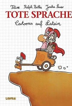 Buchdeckel von Tote Sprache: Cartoons auf Latein