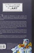 Livres Couvertures de Le Petit Larousse de l'Histoire de l'Art
