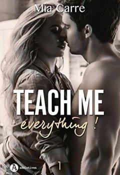 Livres Couvertures de Teach Me Everything - 1