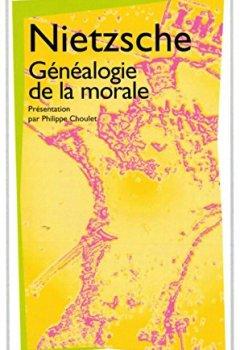 Livres Couvertures de Généalogie de la morale