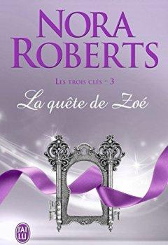 Livres Couvertures de Les trois clés (Tome 3) - La quête de Zoé