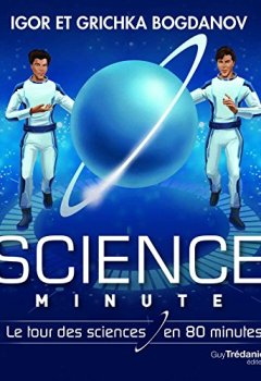 Livres Couvertures de Science Minute Broch - Le tour de la science en 80 minutes