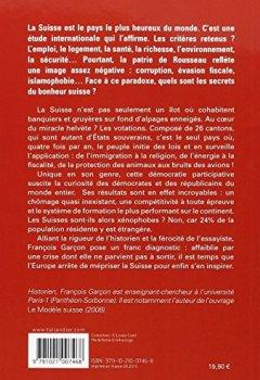 Livres Couvertures de La Suisse, pays le plus heureux du monde