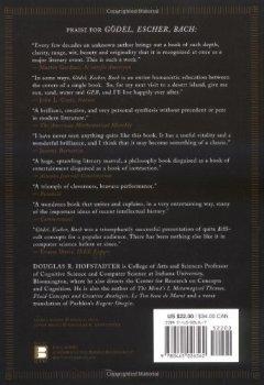 Livres Couvertures de Gödel, Escher, Bach: an Eternal Golden Braid