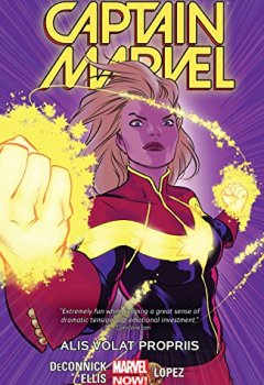 Livres Couvertures de Captain Marvel Vol. 3: Alis Volat Propriis