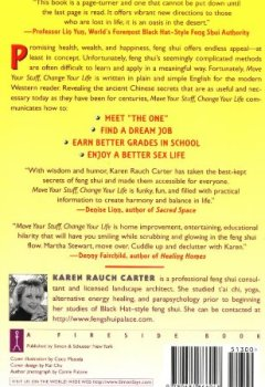 Abdeckungen Move Your Stuff, Change Your Life: How to Use Feng Shui to Get Love, Money, Respect and Happiness