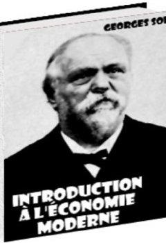 Livres Couvertures de Introduction à l'économie moderne