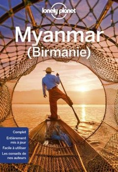 Livres Couvertures de Myanmar - 9ed