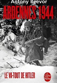 Livres Couvertures de Ardennes 1944, le va-tout d'Hitler