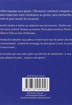 Livres Couvertures de 500 recettes sans gluten