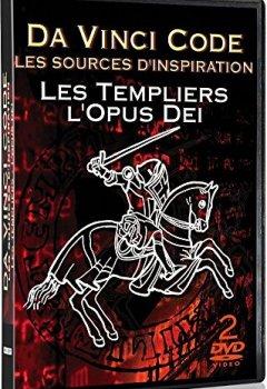 Livres Couvertures de Opus Deï et le Da Vinci Code + Le secret des templiers (2 DVD)