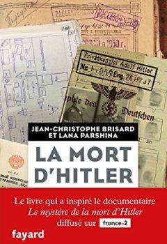 Livres Couvertures de La mort d'Hitler