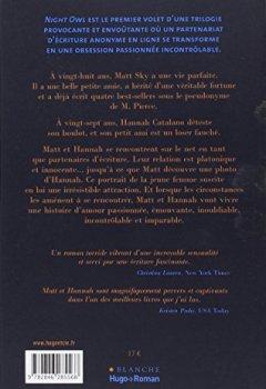 Livres Couvertures de Long Night - Saison 1 Night Owl