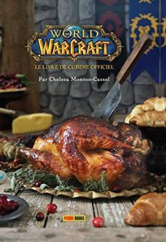 Livres Couvertures de World of Warcraft : Le livre de cuisine officiel