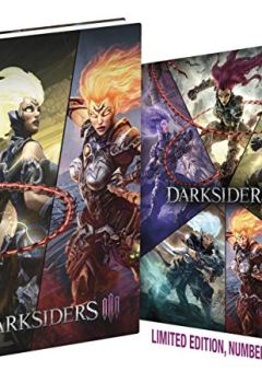 Livres Couvertures de Darksiders III: Official Collector's Edition Guide