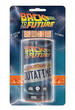 Livres Couvertures de Back to the Future: Outatime Dice Game