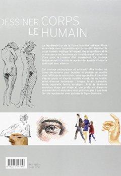 Livres Couvertures de Dessiner le corps humain : Anatomie, portrait, mouvements, expressions