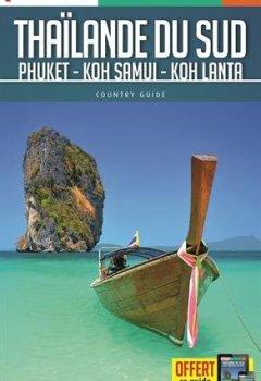 Livres Couvertures de Guide Thaïlande du Sud - Phuket - Koh Samui - Koh Lanta 2018 Petit Futé